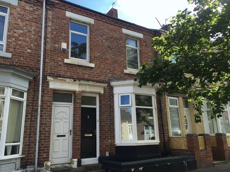 1 Bedroom Flat for sale in Burleigh Street, South Shields
