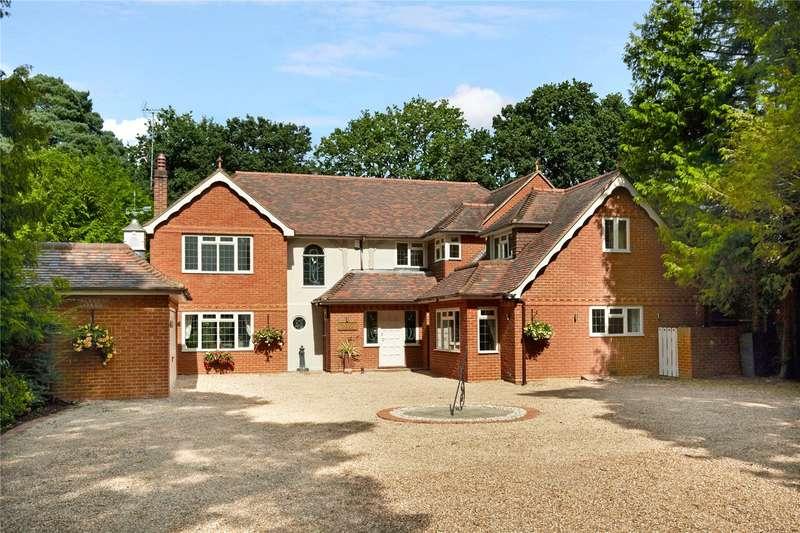 6 Bedrooms Detached House for sale in Dartnell Avenue, West Byfleet, Surrey, KT14