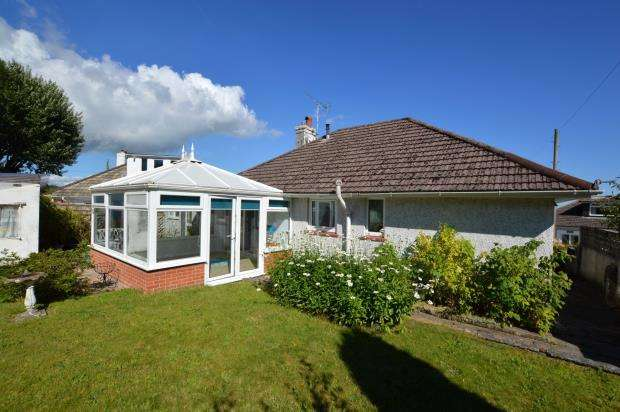 2 Bedrooms Detached Bungalow for sale in St Annes Road, Plymouth, Devon