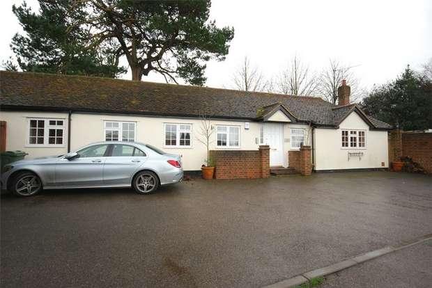2 Bedrooms Cottage House for sale in Elan Coach House, Sundridge Road, Ide Hill, Sevenoaks, Kent