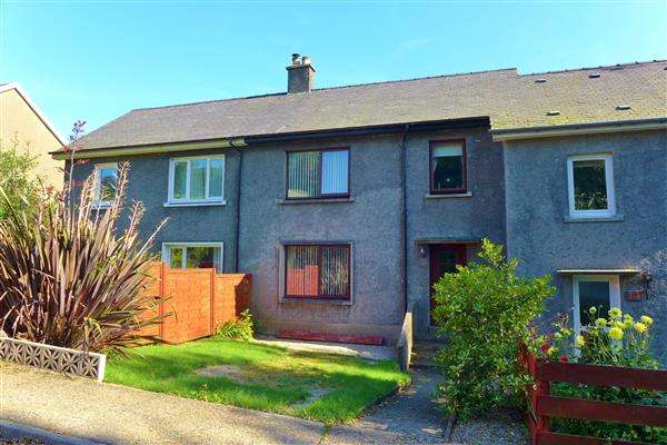 3 Bedrooms Terraced House for sale in Hillside Terrace, Lamlash