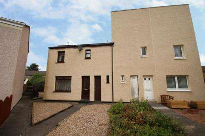 3 Bedrooms Semi Detached House for sale in Kilpatrick Court, Bourtreehill South, Irvine, North Ayrshire