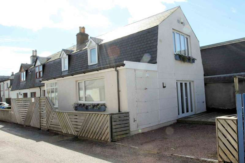 3 Bedrooms Terraced House for sale in Burntisland Street, Nairn.