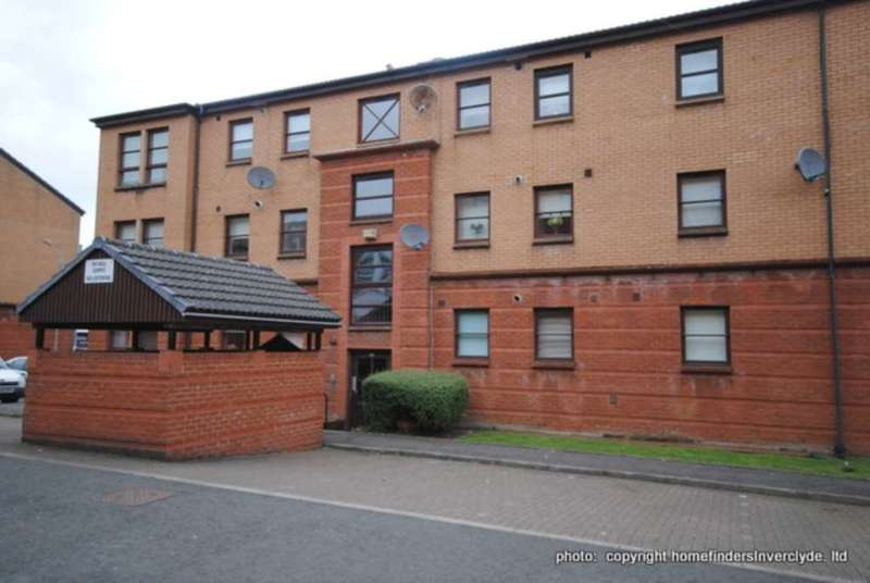 2 Bedrooms Apartment Flat for sale in Regent St, Greenock