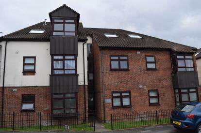 1 Bedroom Flat for sale in 19-21 Bullar Road, Southampton, Hampshire