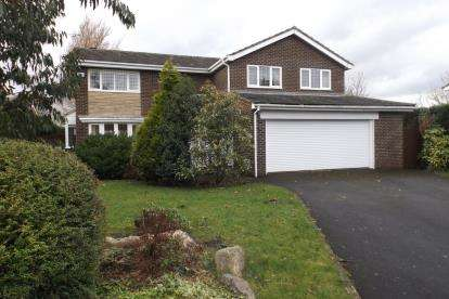 4 Bedrooms Detached House for sale in Meadowvale, Darras Hall, Ponteland, Northumberland, NE20