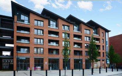 2 Bedrooms Flat for sale in Rialto, 1 Kelham Square, Sheffield, South Yorkshire