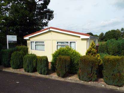 2 Bedrooms Mobile Home for sale in Otter Valley Park, Honiton, Devon