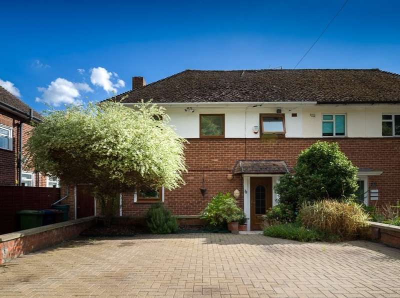 3 Bedrooms Semi Detached House for sale in Bishops Cleeve