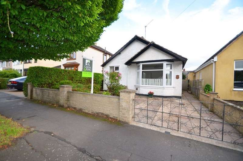 2 Bedrooms Detached Bungalow for sale in Sidney Road, Hillmorton