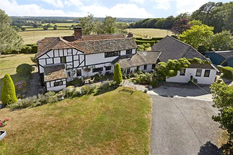 5 Bedrooms Equestrian Facility Character Property for sale in Waterlands Lane, Rowhook