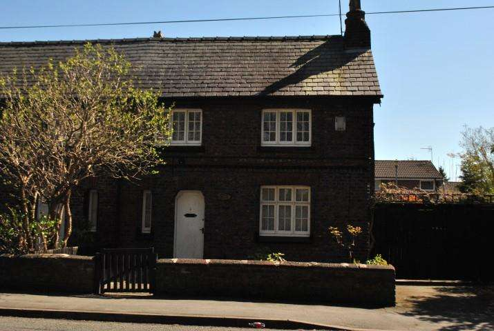 3 Bedrooms Terraced House for sale in Croxteth New Cottages Deysbrook Lan, Liverpool, Merseyside, L12