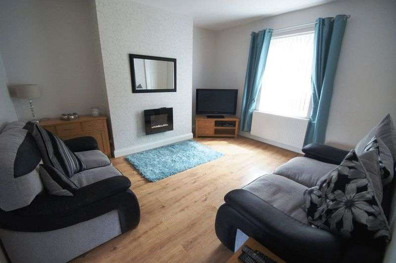 2 Bedrooms Terraced House for sale in Larch Terrace, Langley Park
