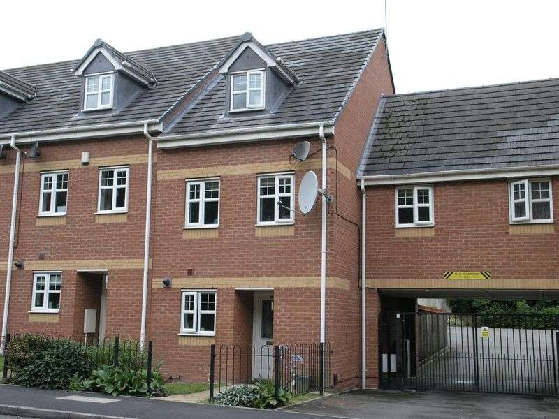 4 Bedrooms Terraced House for sale in Wrens Nest Road, Dudley
