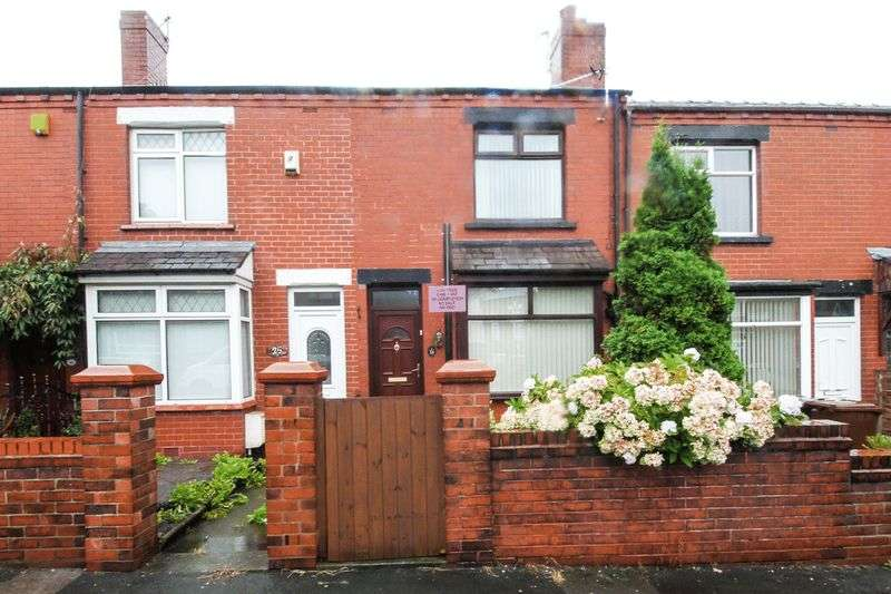 2 Bedrooms Terraced House for sale in Springfield Road, Springfield