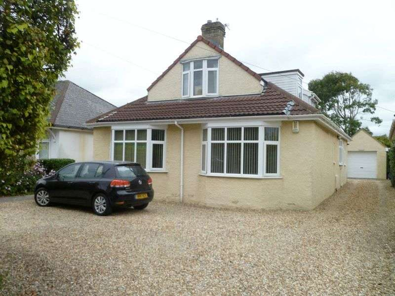 4 Bedrooms Detached Bungalow for sale in Locking Road, Worle, Weston-super-Mare