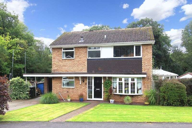 4 Bedrooms Detached House for sale in COMPTON. Alpine Way