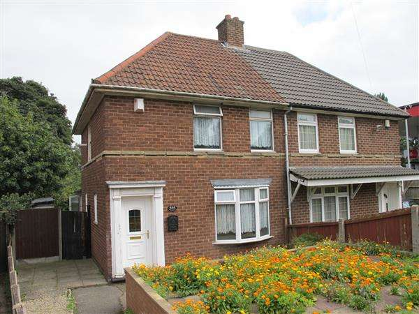 2 Bedrooms Semi Detached House for sale in Kingstanding Road, Kingstanding, Birmingham
