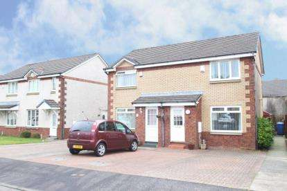 2 Bedrooms Semi Detached House for sale in McGowan Place, Hamilton, South Lanarkshire