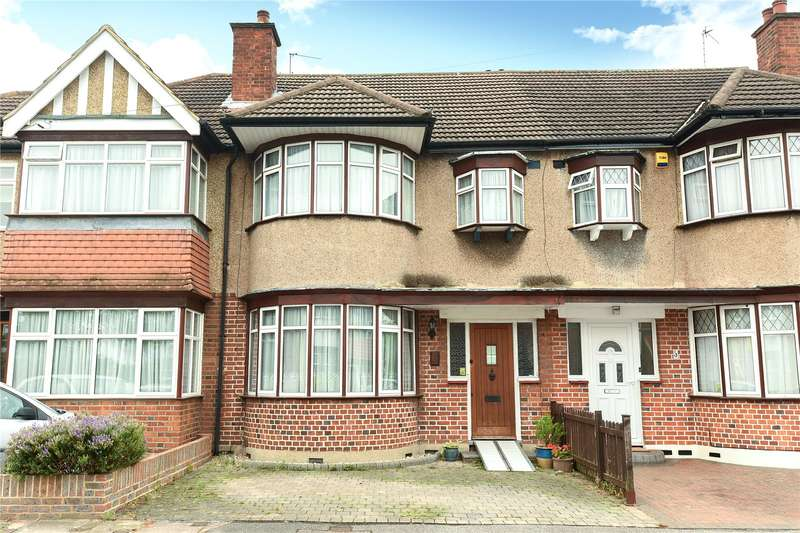 3 Bedrooms Terraced House for sale in Dartmouth Road, Ruislip Manor, Middlesex, HA4
