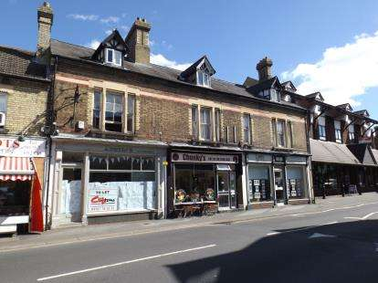 2 Bedrooms Maisonette Flat for sale in High Street, Sandy, Bedfordshire