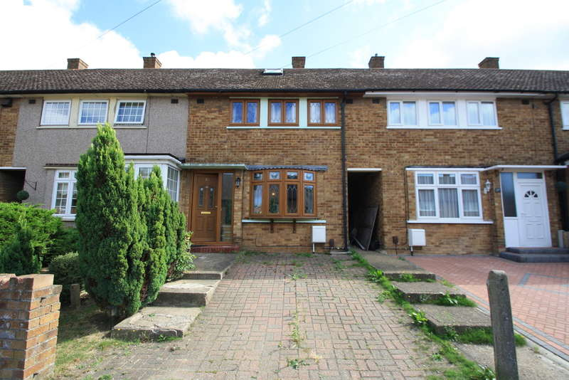 3 Bedrooms Terraced House for sale in Cullen Square, Soutn Ockendon