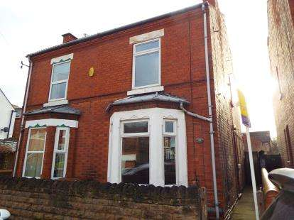 3 Bedrooms Semi Detached House for sale in Neale Street, Long Eaton, Nottingham, Derbyshire