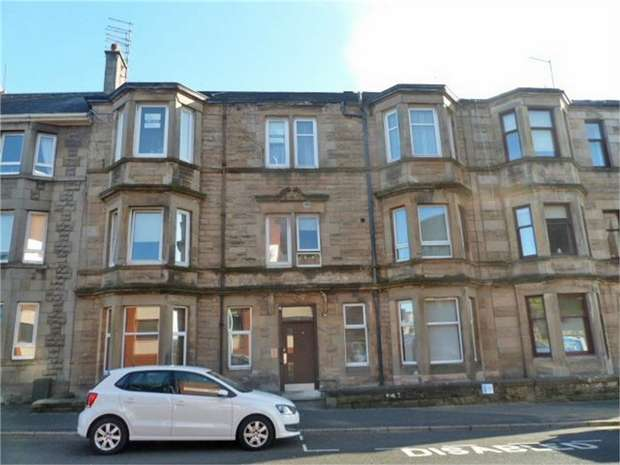 1 Bedroom Flat for sale in Thornhill, Johnstone, Renfrewshire