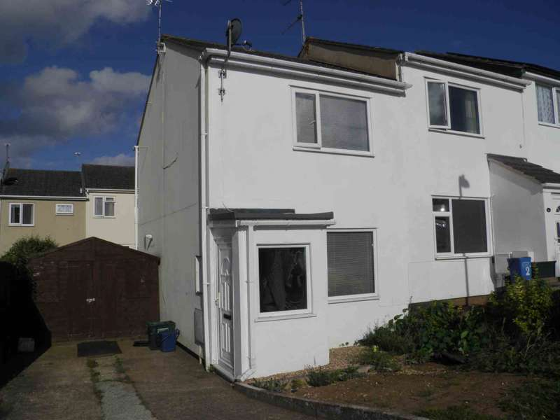 2 Bedrooms End Of Terrace House for sale in Dukes Crescent, Exmouth