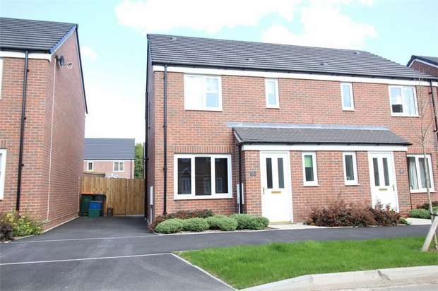 3 Bedrooms Semi Detached House for sale in Sir Briggs Avenue, Duffryn, NEWPORT