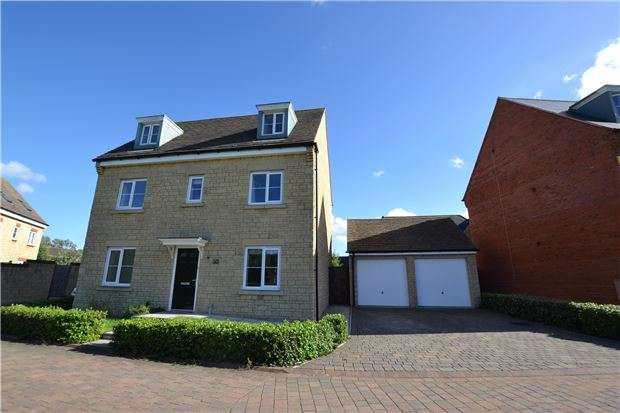 6 Bedrooms Detached House for sale in Ruardean Drive, Tuffley, GLOUCESTER, GL4 0WS