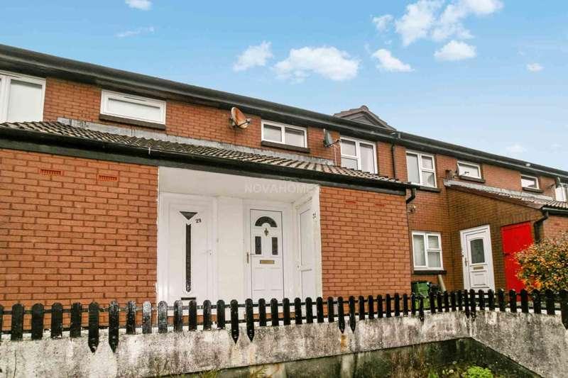 1 Bedroom Maisonette Flat for sale in Corner Brake, Woolwell, PL6 7QP