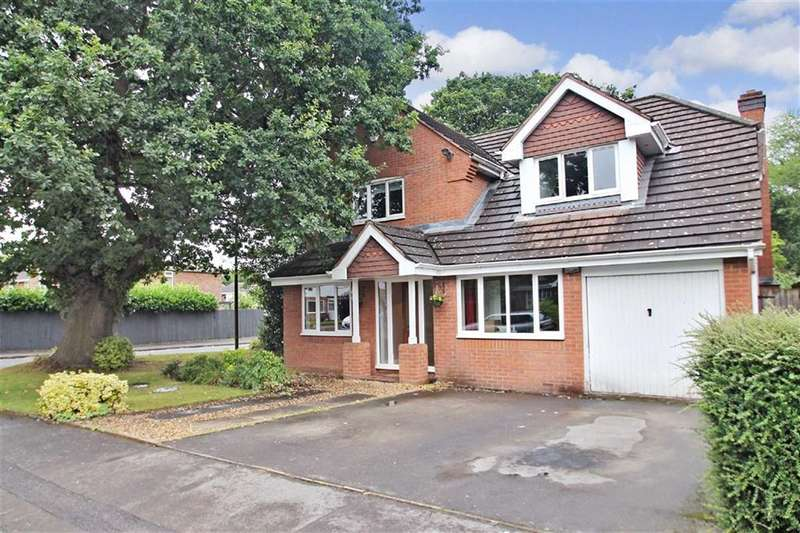 4 Bedrooms Property for sale in Foxley Drive, Catherine De Barnes, Solihull