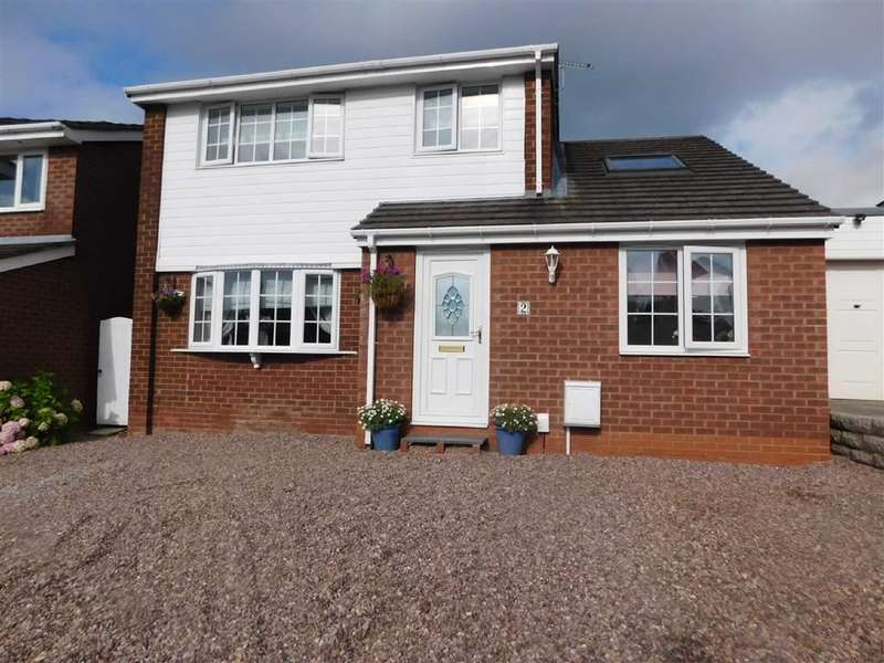 4 Bedrooms Property for sale in Kenilworth Close, Marple, Stockport