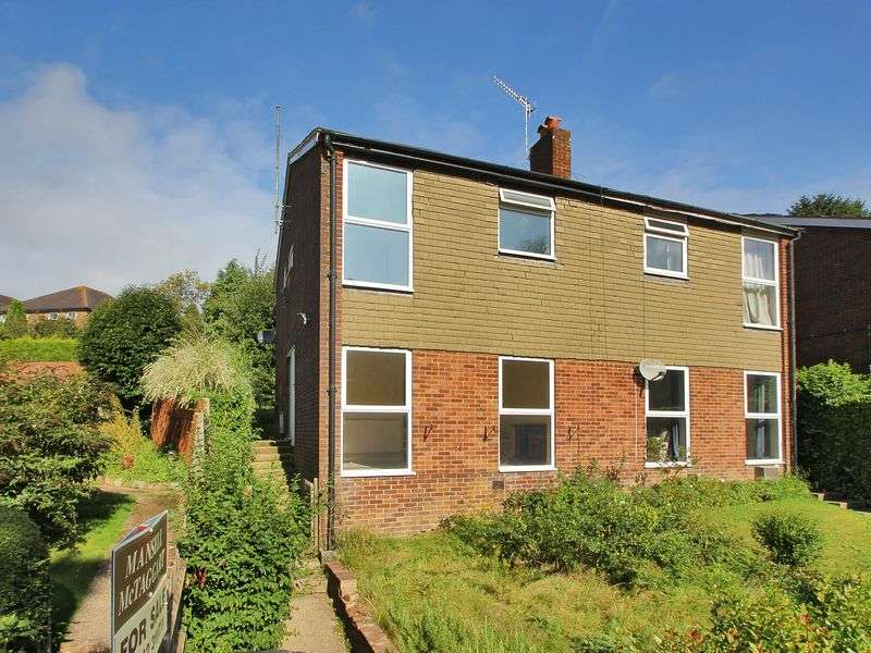 4 Bedrooms Semi Detached House for sale in Pannell Close, East Grinstead