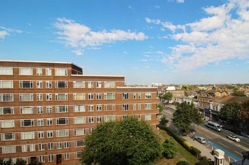 Flat for sale in Du Cane Court Balham High Road Balham