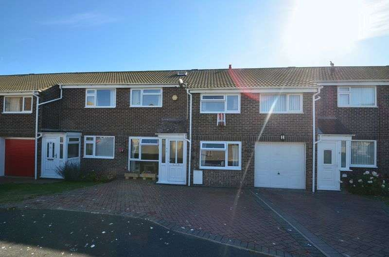3 Bedrooms Terraced House for sale in Southwell, Portland