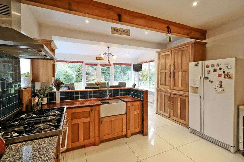 5 Bedrooms Detached House for sale in Oak Barn Old Hall Lane Whitefield M45 7HY