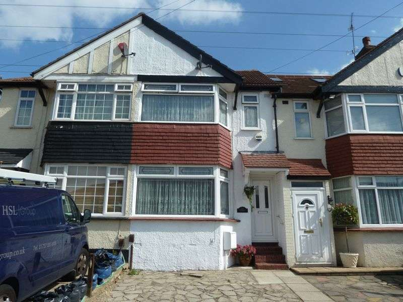 3 Bedrooms Terraced House for sale in Yorkland Avenue, Welling