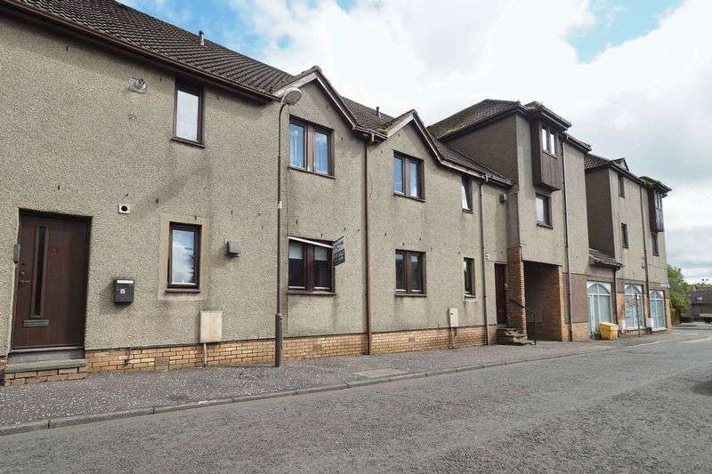 2 Bedrooms Flat for sale in 18 Northfield Court, West Calder