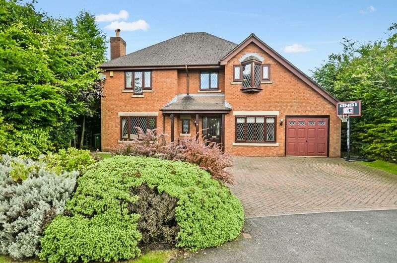 6 Bedrooms Detached House for sale in 14 The Highgrove, Bolton, BL1 5PX