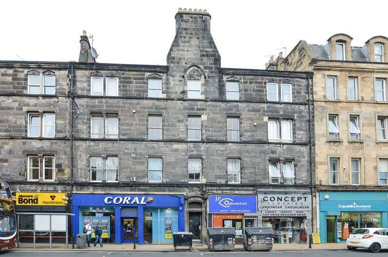 2 Bedrooms Flat for sale in 2F2, 22 Great Junction Street, Leith, Edinburgh, EH6 5LA