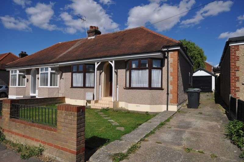 2 Bedrooms Semi Detached Bungalow for sale in Upshire Road, Waltham Abbey