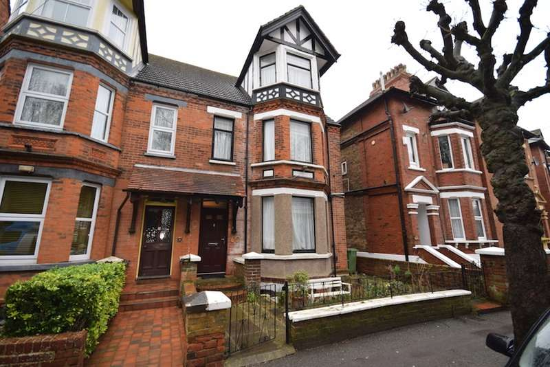 6 Bedrooms Semi Detached House for sale in Broadmead Road, Folkestone, Kent, CT19