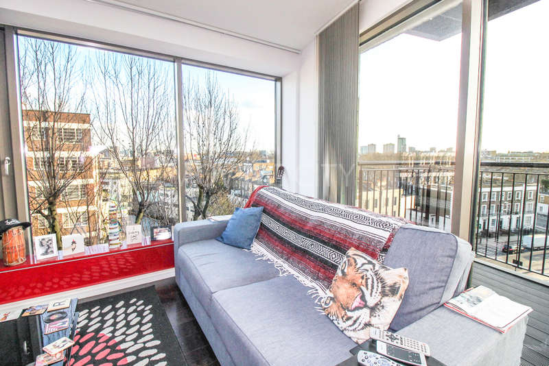 2 Bedrooms Flat for sale in Regent Canalside, 31-39 Camden Road, Camden
