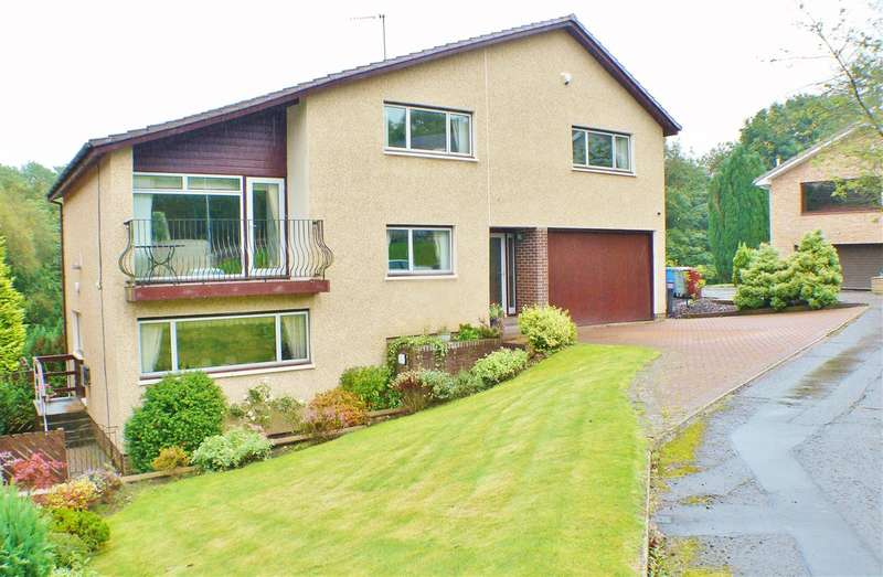 4 Bedrooms Detached House for sale in Inch Murrin, EAST KILBRIDE