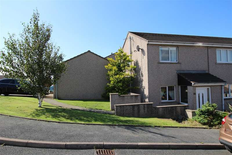 2 Bedrooms Semi Detached House for sale in Churchill Drive, MILLOM