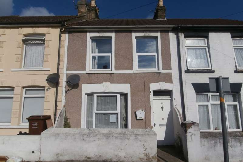 2 Bedrooms Property for sale in Shakespeare Road, Gillingham, ME7