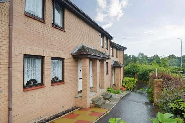 2 Bedrooms Terraced House for sale in Broomfield Walk, Kirkintilloch, Glasgow, G66 3AH