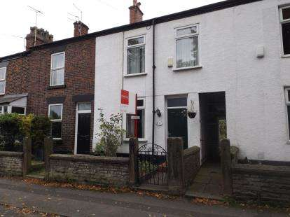 2 Bedrooms Terraced House for sale in School Street, Hazel Grove, Stockport, Greater Manchester